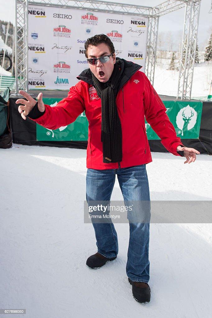 2016 Deer Valley Celebrity Skifest : News Photo