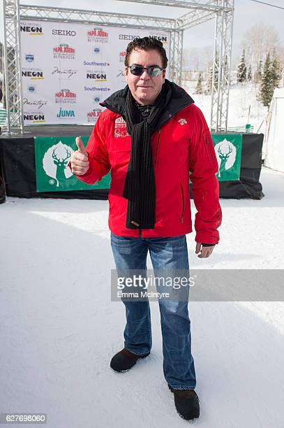 John Schnatter aka 'Papa John' attends day three of the 2016 Deer Valley Celebrity Skifest on December 4 2016 in Park City Utah
