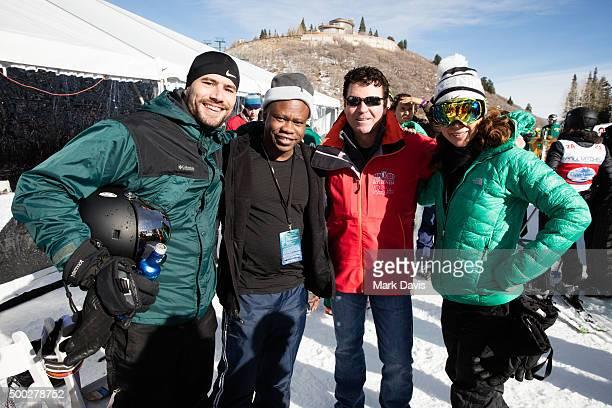 John Schnatter attends the '2015 CBS Deer Valley Celebrity Skifest' on December 6 2015 in Park City Utah