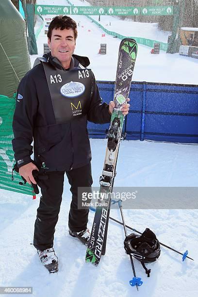 John Schnatter attends the Deer Valley Celebrity Skifest held at the Silver Lake Lodge in Deer Valley on December 6 2014 in Park City Utah
