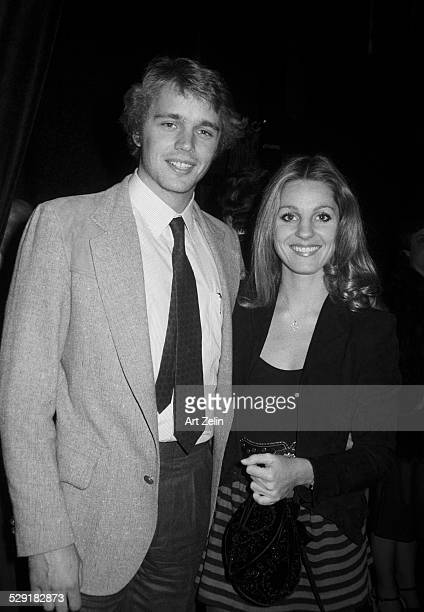 John Schneider Dukes of Hazzard and Cher's Georganne LaPiere sister they dated circa 1970 New York