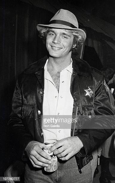 John Schneider during Press Conference to Announce the John Schneider's and Tom Wopat's Return to The Dukes of Hazzard at Warner Brother Studios in...