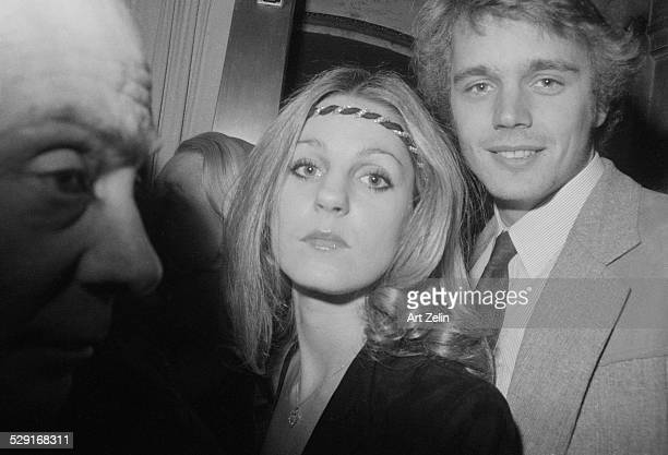 John Schneider with Georganne LePiere Cher's sister circa 1970 New York