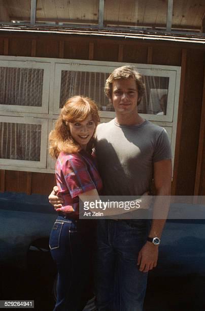 John Schneider with Marilu Henner circa 1970 New York