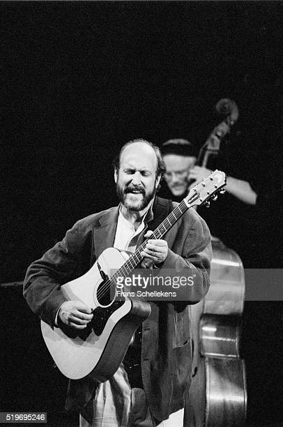 John Scofield guitar performs on August 17th 1995 at the BIM huis in Amsterdam Netherlands