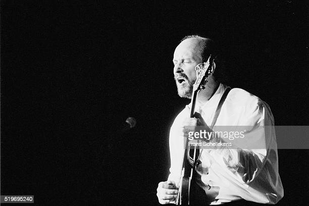 John Scofield, guitar, performs on July 14th 1991 at the North Sea Jazz Festival, The Hague, Netherlands.