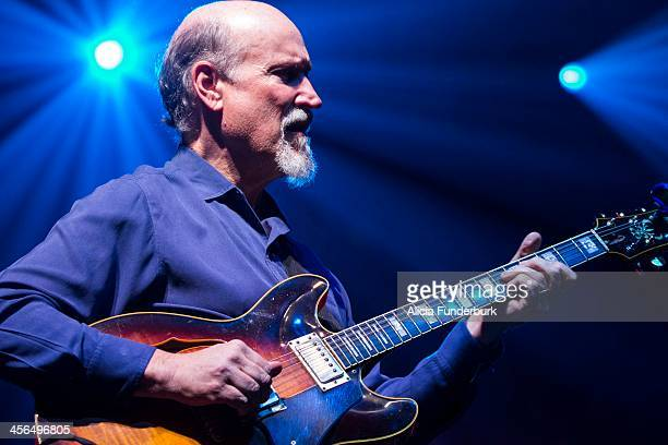 John Scofield performs at the 25th Annual Warren Haynes Christmas Jam at US Cellular Center on December 13 2013 in Asheville North Carolina