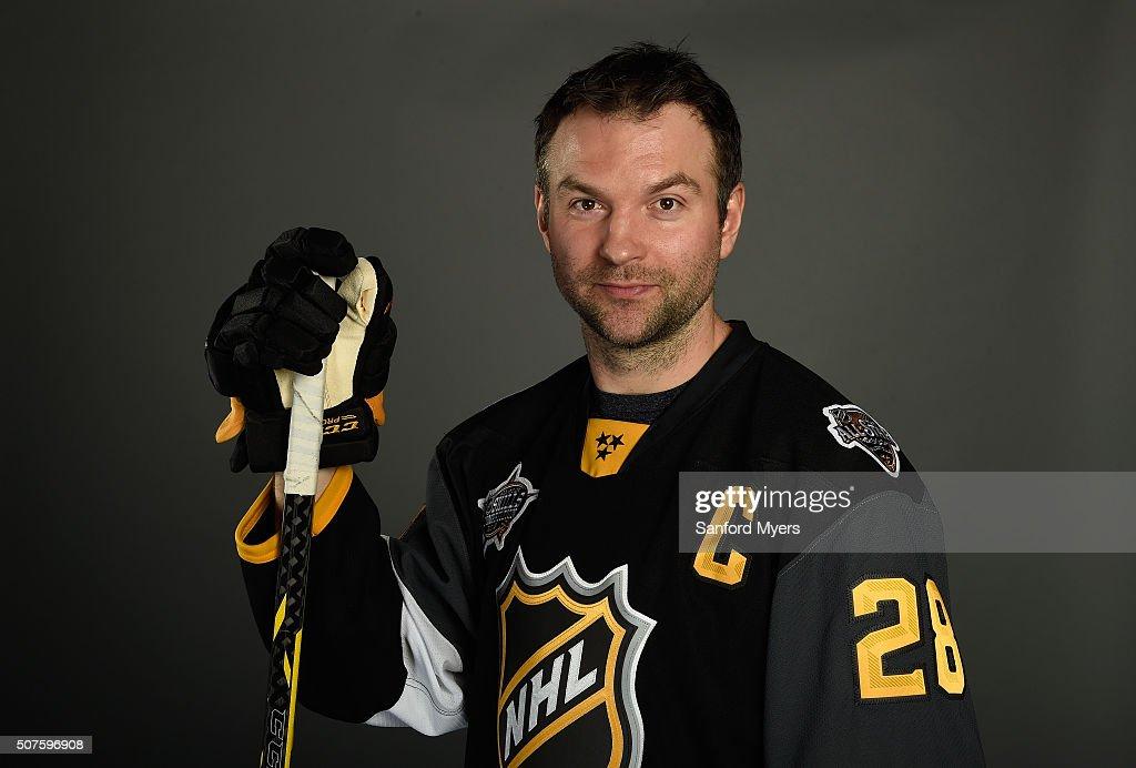 2016 Honda NHL All Star - Portraits
