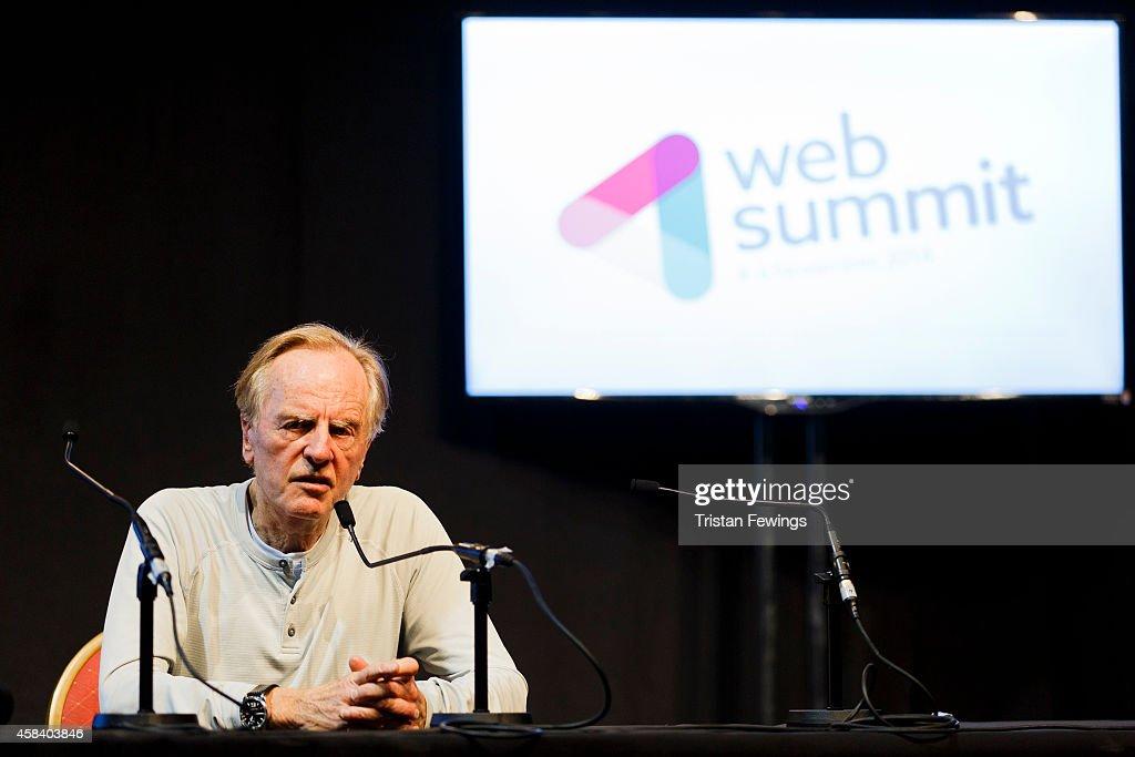Web Summit Dublin - Day 1 : News Photo