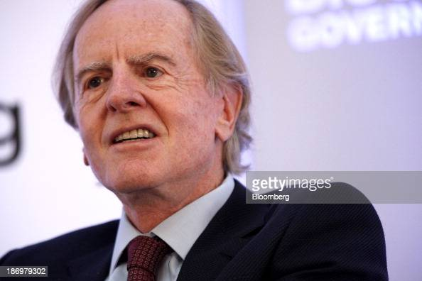 John Sculley, former chief executive officer of Apple Inc ...