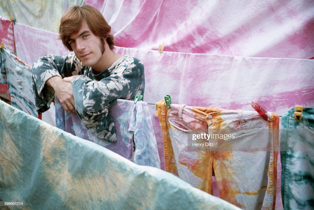 UNS: Fashion Archive - On Trend Tie Dye