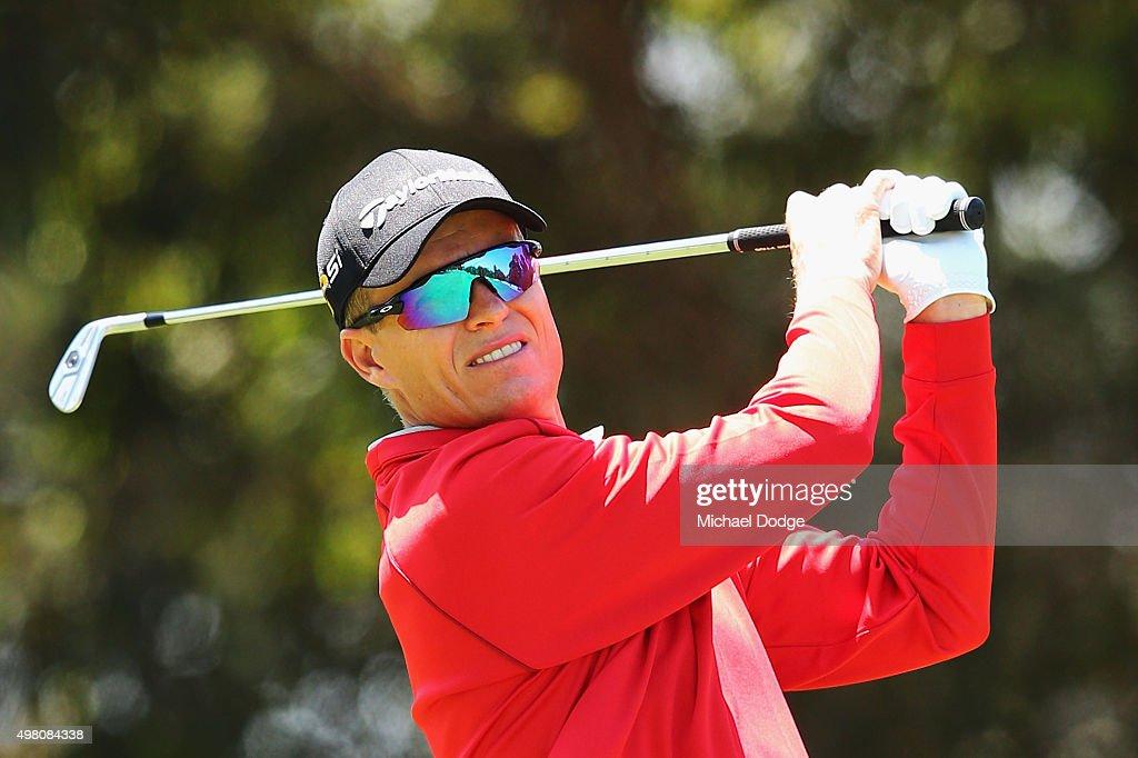 2015 Australian Masters - Day 3 : News Photo