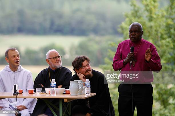 John Sentamu the Anglican Archbishop of York brings his greetings to the Taizé community Church leaders from many different Christian Churches as...
