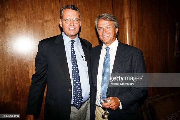 John Sherman and Jim Sherman attend THE KATY CURTIN MULTIPLE SCLEROSIS FOUNDATION 4th Annual Charity Event at Griffis Faculty Club on June 10 2008 in...
