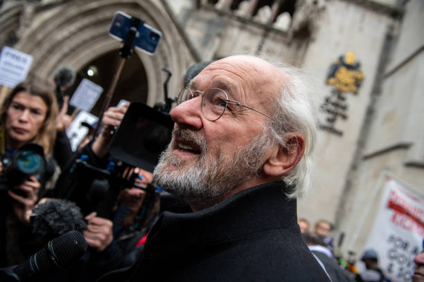 GBR: High Court Hears Appeal On Assange Extradition