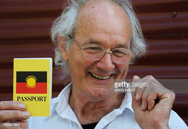 John Shipton the biological father of Wikileaks founder Julian Assange holds an Aboriginal Nations passport for use when travelling within Australia...