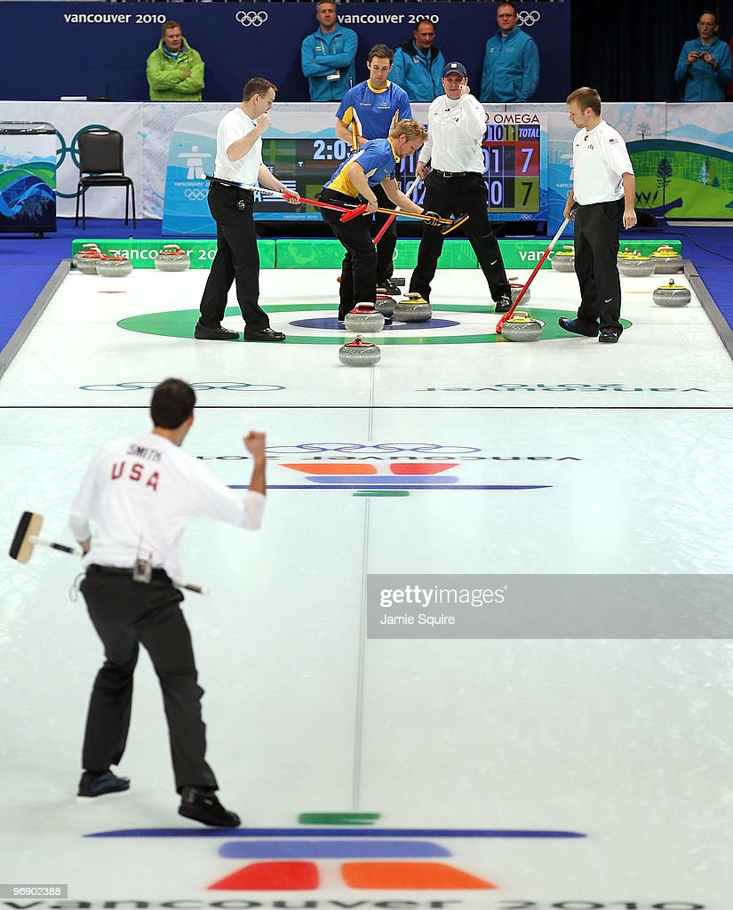 Curling - Day 9