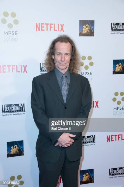 John Sievert attends the 65th Annual Motion Picture Sound Editors Golden Reel Awards on February 18 2018 in Los Angeles California