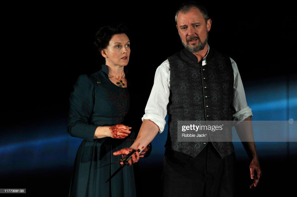 William Shakespeare's Macbeth At The Festival Theatre Chichester : News Photo