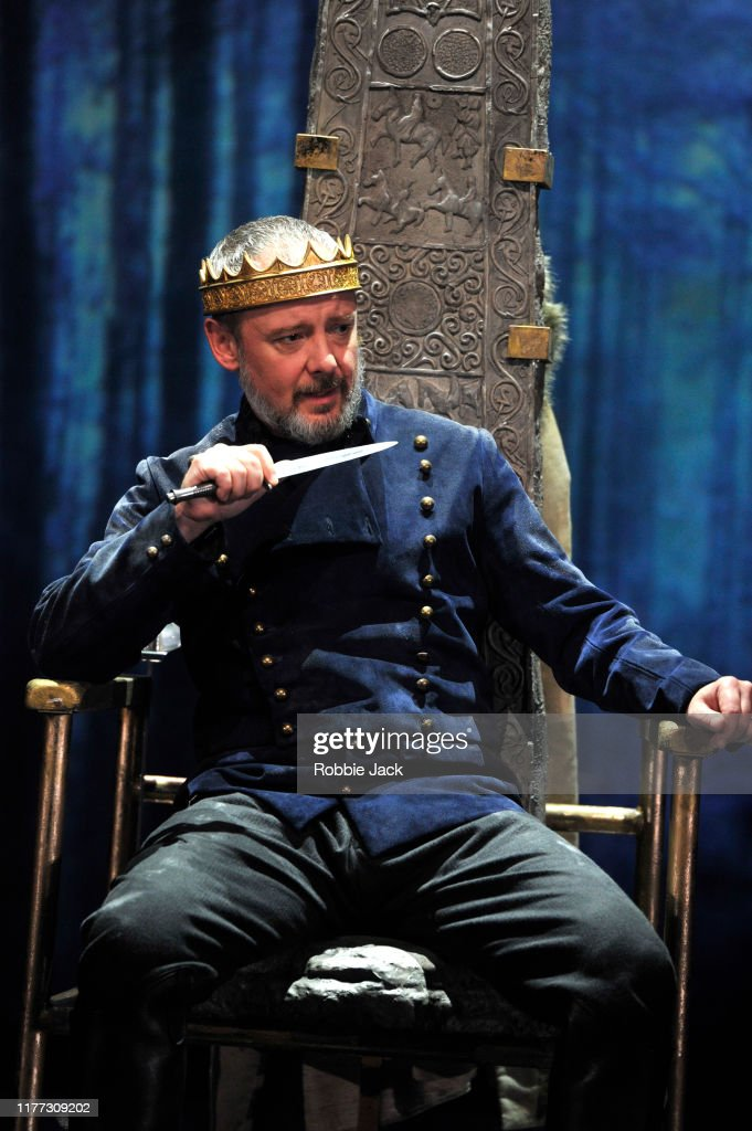 William Shakespeare's Macbeth At The Festival Theatre Chichester : News Photo