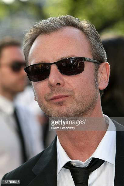 John Simm attends The Arqiva British Academy Television Awards 2012 at The Royal Festival Hall on May 27 2012 in London England