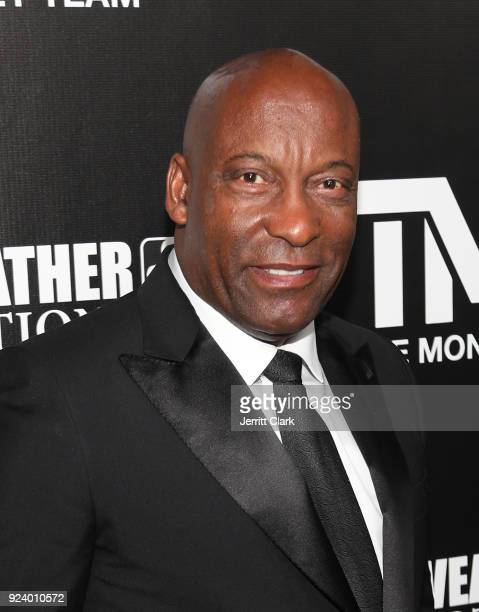 John Singleton attends Floyd Mayweather's 41st Birthday Party at The Reserve on February 24 2018 in Los Angeles California