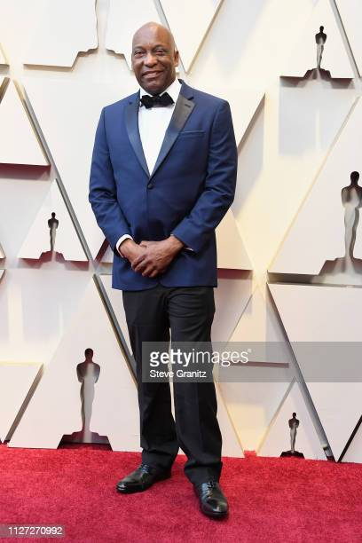 John Singleton attends the 91st Annual Academy Awards at Hollywood and Highland on February 24 2019 in Hollywood California