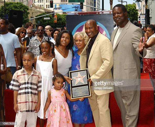 John Singleton kids Massai Justice Cleo mom Sheila Ward grandmother Audrey Smith dad Danny