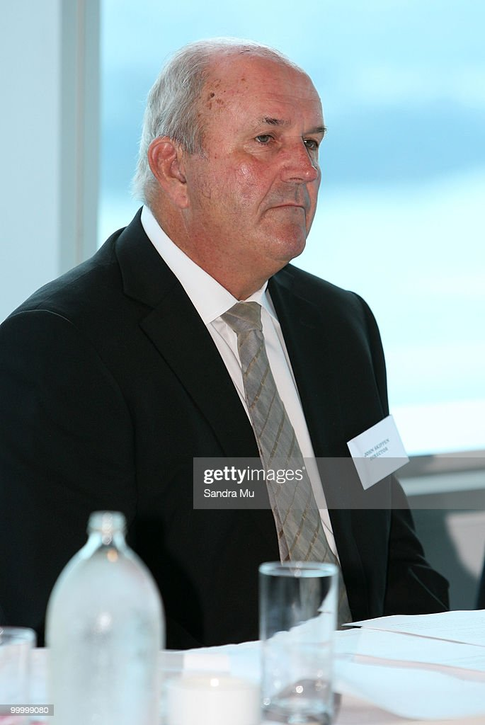 John Skippen, a Director of the Brisco Group attends the Annual General Meeting on May 20, 2010 in Auckland, New Zealand. The Brisco Group includes Briscoes Homeware, Living & Giving, Urban Loft and Rebel Sport.