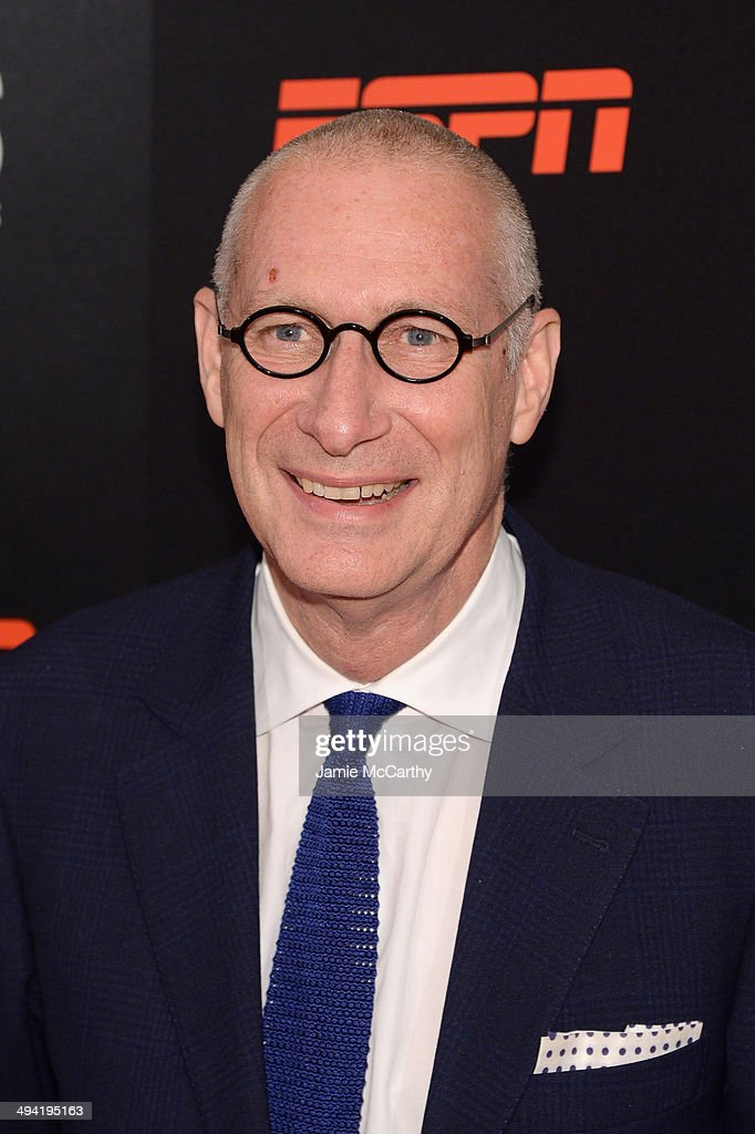 John Skippper President, ESPN attends the Paley Prize Gala honoring ESPN's 35th anniversary presented by Roc Nation Sports on May 28, 2014 in New York City.