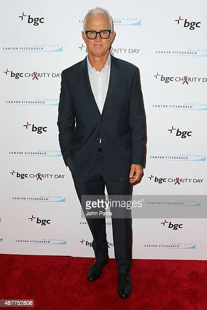 John Slattery attends Annual Charity Day hosted by Cantor Fitzgerald and BGC at BGC Partners INC on September 11 2015 in New York City
