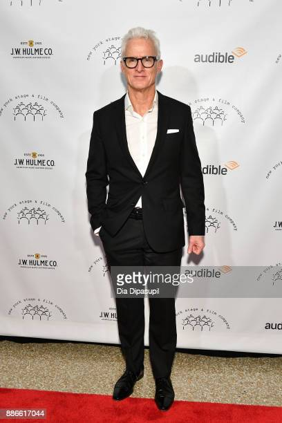 John Slattery attends the 2017 New York Stage Film Winter Gala at Pier Sixty at Chelsea Piers on December 5 2017 in New York City