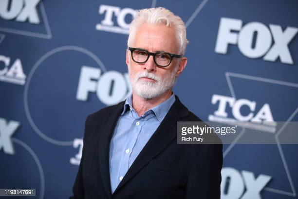 John Slattery attends the FOX Winter TCA All Star Party at The Langham Huntington, Pasadena on January 07, 2020 in Pasadena, California.