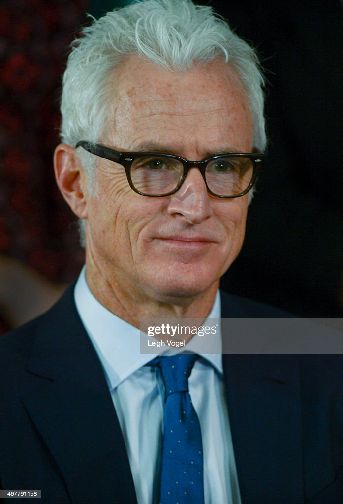 John Slattery attends the Smithsonian Museum Of American History: Mad Men Ceremony at Smithsonian National Museum Of American History on March 27, 2015 in Washington, DC.