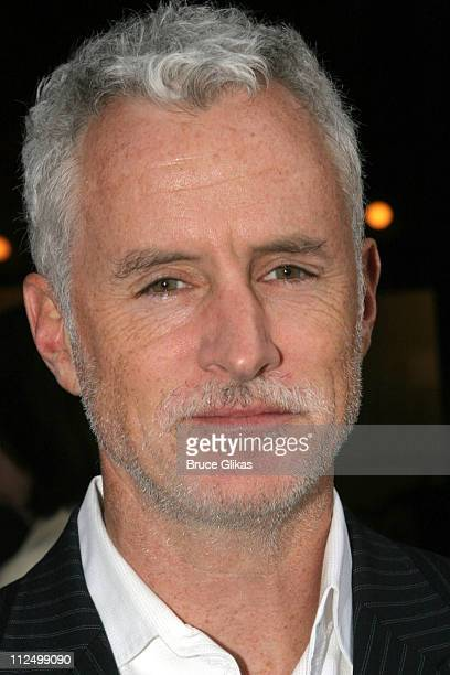 """John Slattery during """"A Streetcar Named Desire"""" on Broadway - Arrivals at Roundabout Theater at Studio 54 in New York City, New York, United States."""