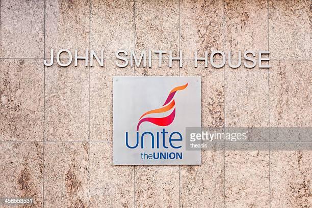 john smith house, glasgow - theasis foto e immagini stock