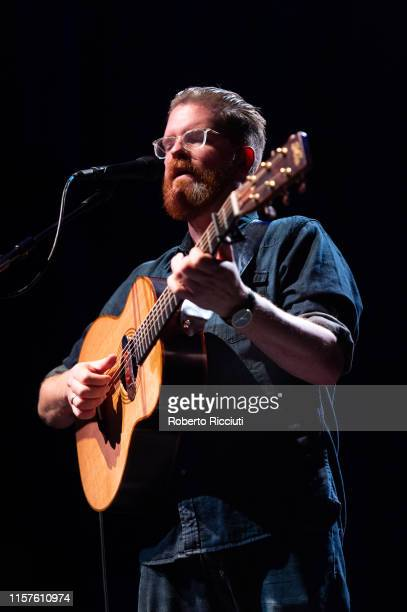 John Smith performs on stage at O2 Academy Glasgow on July 24, 2019 in Glasgow, Scotland.