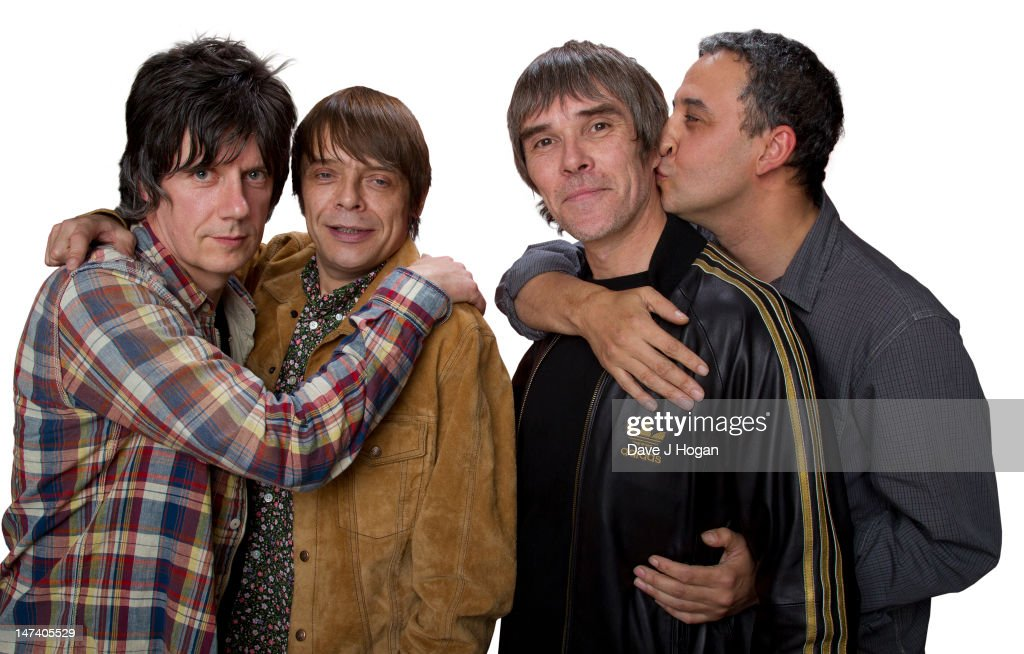 Stone Roses Announce Live Dates