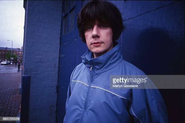 John Squire of The Seahorses portrait Ireland 1997
