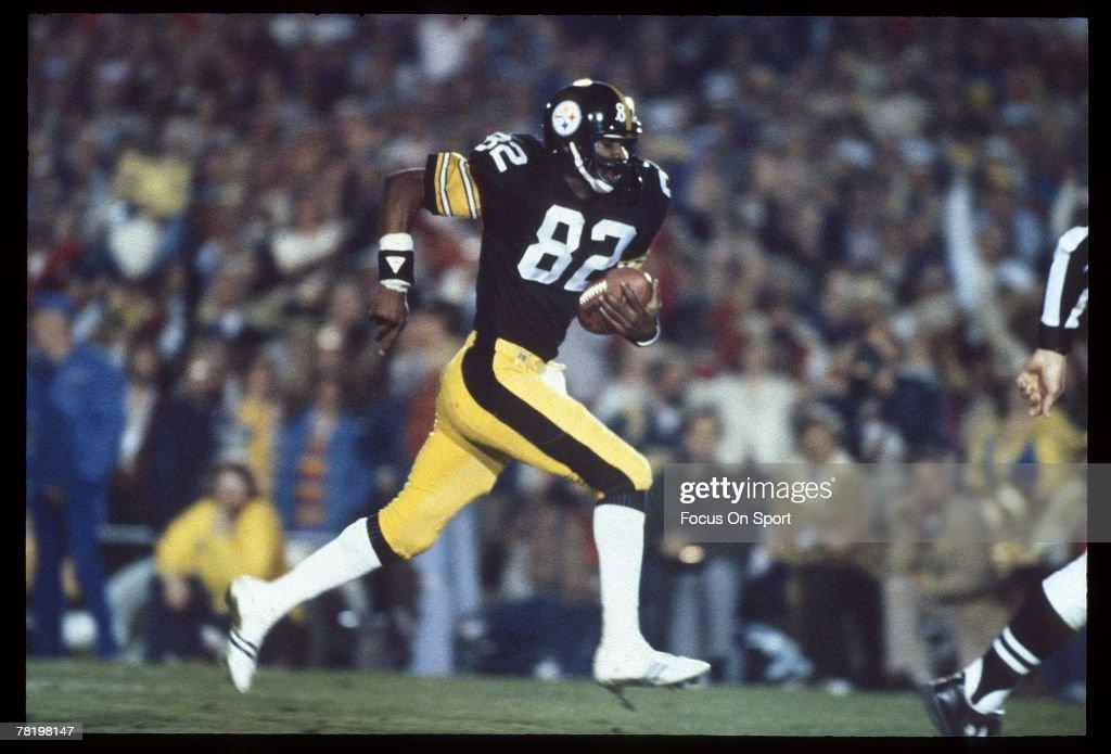 Super Bowl XVI - Los Angeles Rams v Pittsburgh Steelers : News Photo
