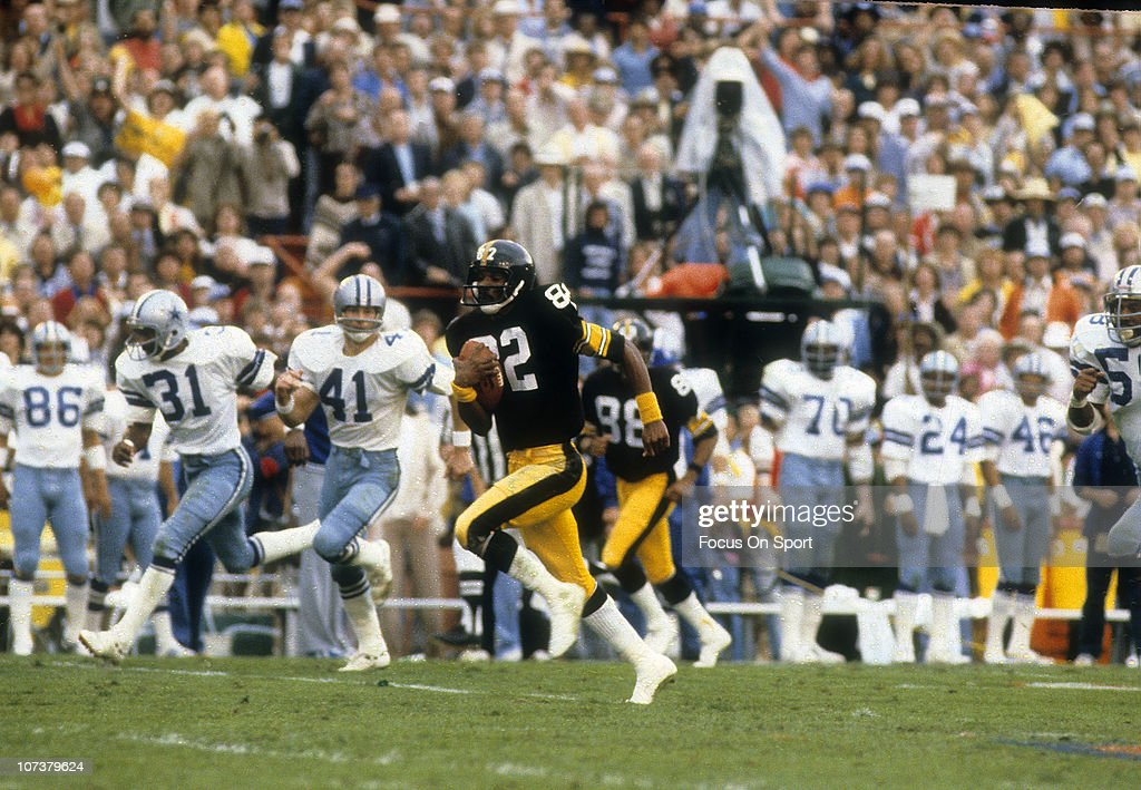 January 21, 1979: Super Bowl XIII - Dallas Cowboys v Pittsburgh Steelers : News Photo