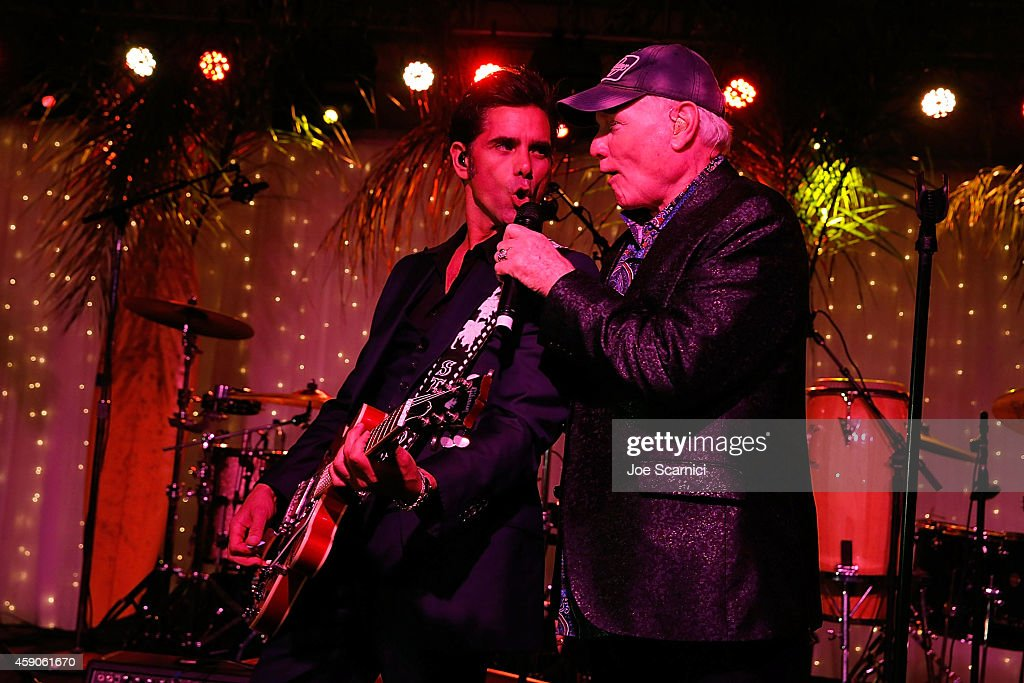 Goodwill Of Orange County Gala With John Stamos And The Beach Boys