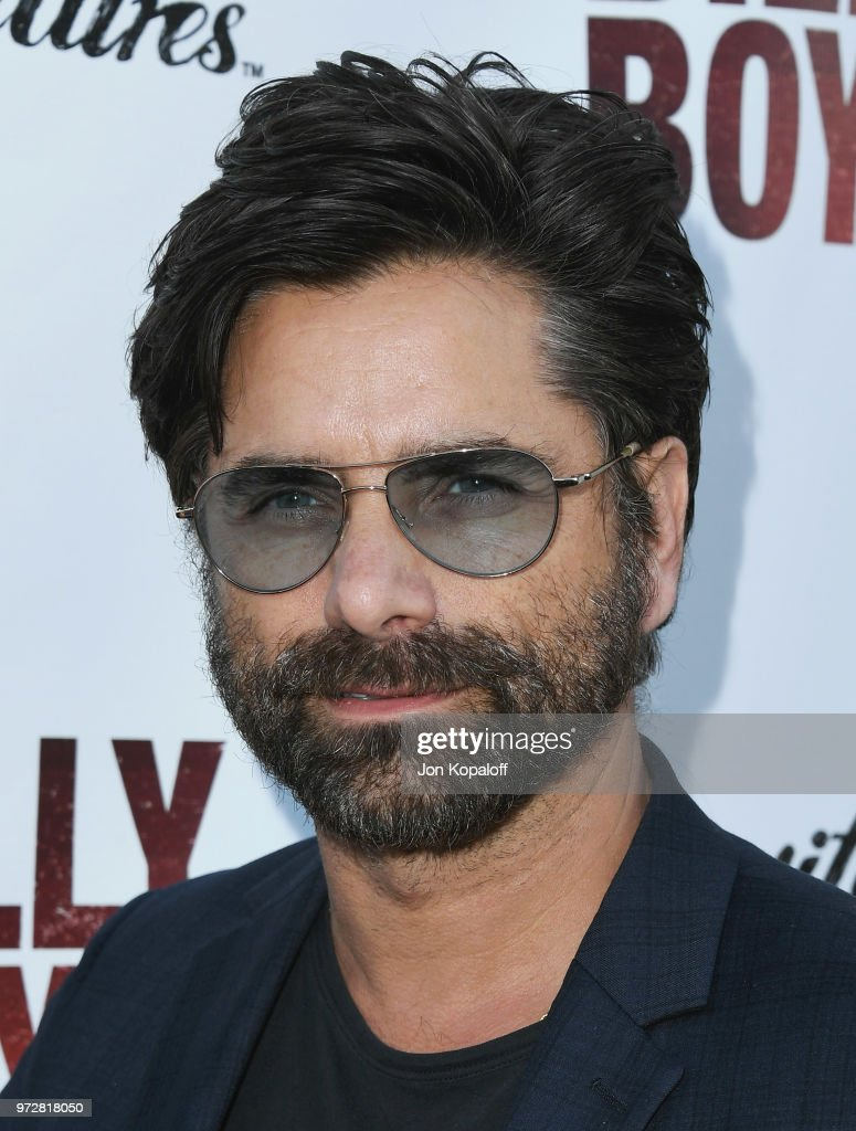 John Stamos attends 'Billy Boy' Los Angeles Premiere at Laemmle Music Hall on June 12, 2018 in Beverly Hills, California.