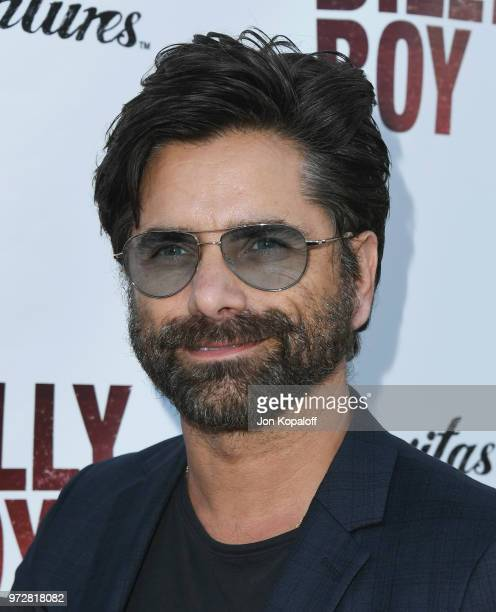 John Stamos attends 'Billy Boy' Los Angeles Premiere at Laemmle Music Hall on June 12 2018 in Beverly Hills California