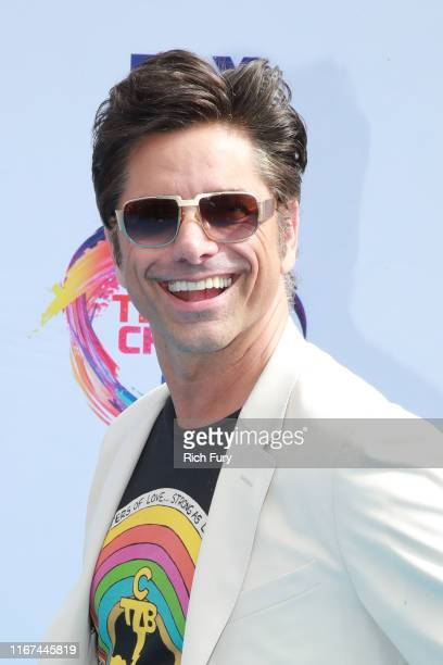 John Stamos attends FOX's Teen Choice Awards 2019 on August 11 2019 in Hermosa Beach California