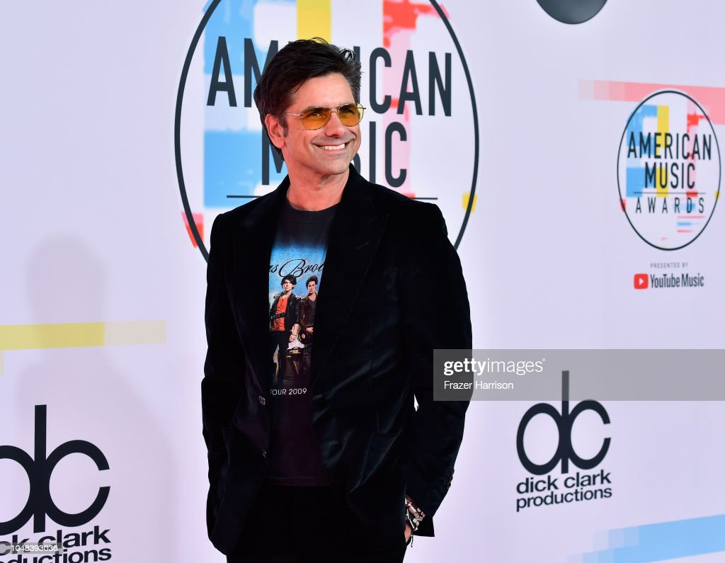 2018 American Music Awards - Arrivals : Nyhetsfoto