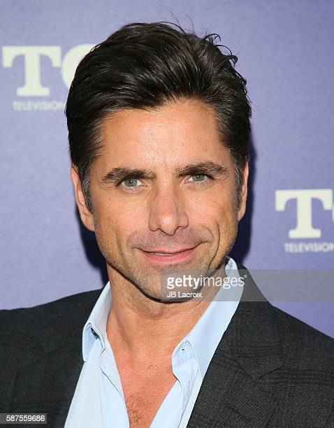 John Stamos attends the FOX Summer TCA Press Tour on August 8 2016 in Los Angeles California