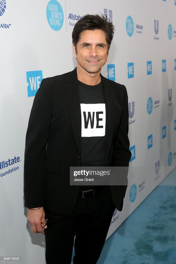 WE Day California To Celebrate Young People Changing The World : News Photo