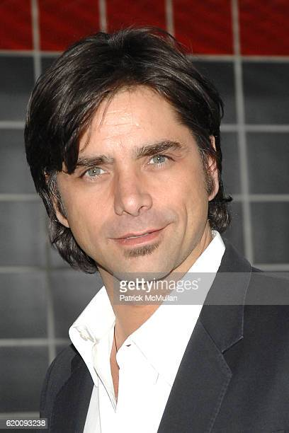 John Stamos attends West Coast Screening of 'A Raisin in the Sun' at AMC Magic Johnson on February 11 2008 in Los Angeles CA