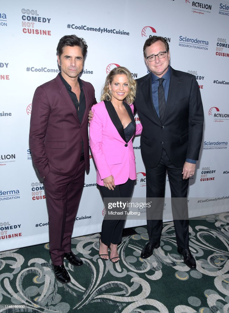 CA: Scleroderma Research Foundation Presents Bob Saget's Cool Comedy Hot Cuisine - Arrivals